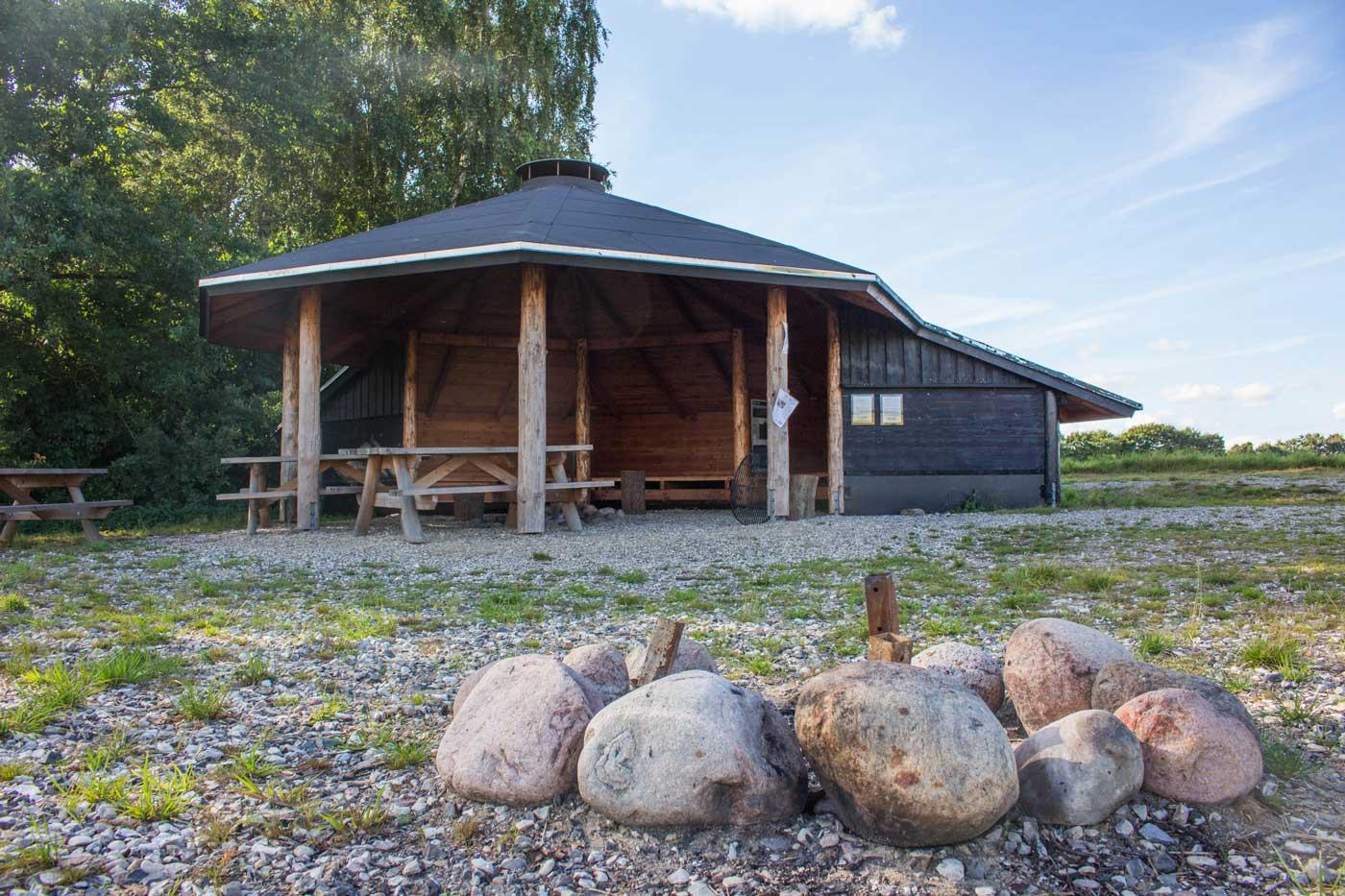 Shelterpladsen ved Årslev