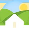 Randers Fjord Feriecenter Retina Logo